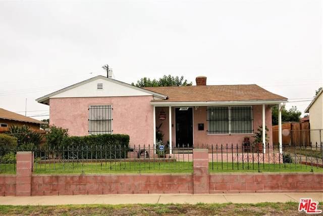 13113 Montford Street, Pacoima, CA 91331 (#21772684) :: Steele Canyon Realty