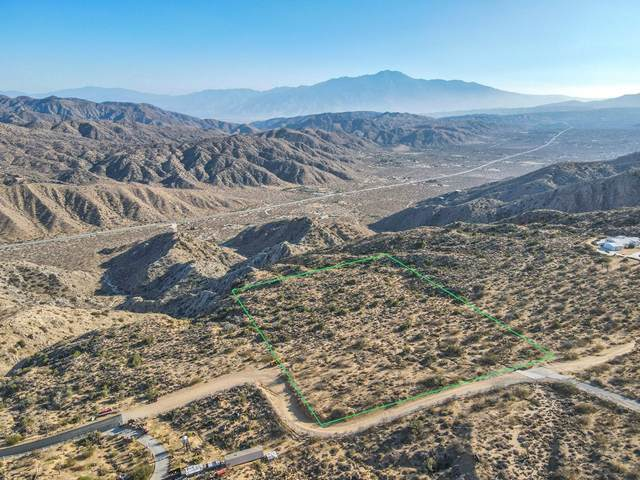 0 San Jacinto Road, Yucca Valley, CA 92284 (#219066989PS) :: Swack Real Estate Group   Keller Williams Realty Central Coast