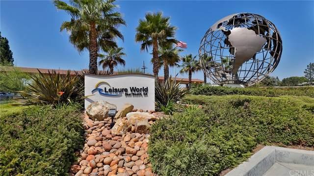 13601 Del Monte 64B M17, Seal Beach, CA 90740 (#EV21193347) :: Blake Cory Home Selling Team
