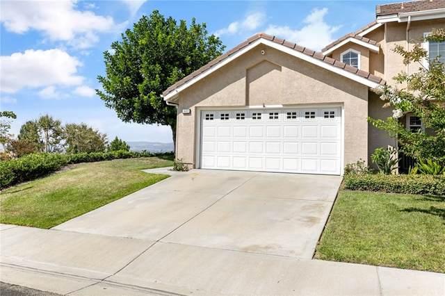 6201 E Garnet Circle, Anaheim Hills, CA 92807 (#PW21193144) :: Steele Canyon Realty