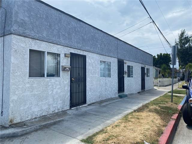 2640 E 14th Street, Long Beach, CA 90804 (#PW21193556) :: Wendy Rich-Soto and Associates