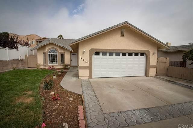 342 N 4th Street, Grover Beach, CA 93433 (#NS21194037) :: Swack Real Estate Group | Keller Williams Realty Central Coast