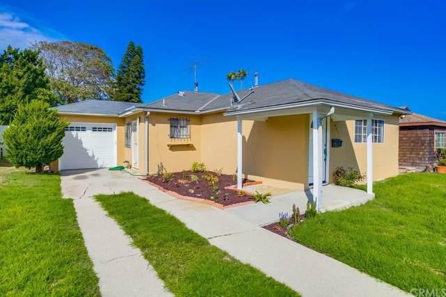 808 W 30th Street, San Pedro, CA 90731 (#SB21144096) :: RE/MAX Empire Properties