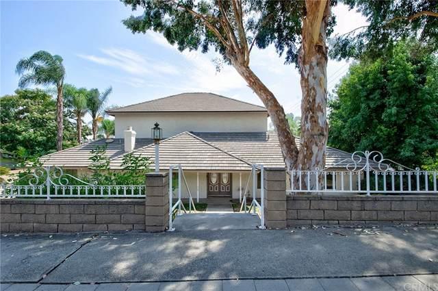 8309 Hillside Road, Alta Loma, CA 91701 (#IG21188446) :: Randy Horowitz & Associates