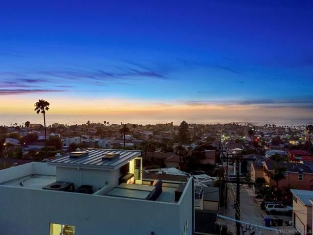4566 Del Monte Ave, Ocean Beach (San Diego), CA 92107 (#210025079) :: RE/MAX Empire Properties