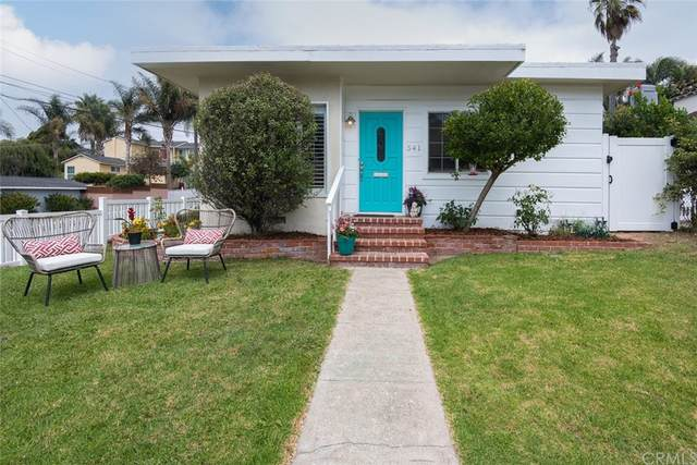541 W Mariposa Avenue, El Segundo, CA 90245 (#SB21193879) :: Go Gabby