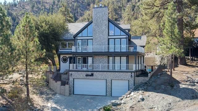 5260 Desert View Lane, Wrightwood, CA 92397 (#CV21188804) :: Latrice Deluna Homes