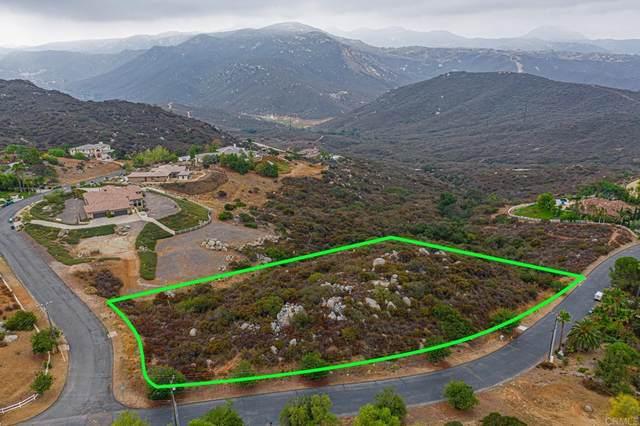 Lot 94 Via Asoleado, Alpine, CA 91901 (#PTP2106242) :: Steele Canyon Realty