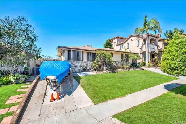 6013 Condon Avenue, Windsor Hills, CA 90056 (#PW21193638) :: Jett Real Estate Group