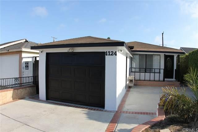 4124 W 159th Street, Lawndale, CA 90260 (#IN21195031) :: Corcoran Global Living