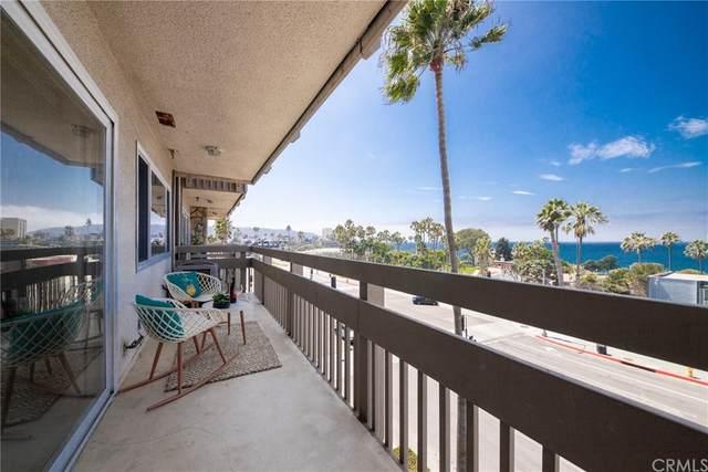 230 S Catalina Avenue #312, Redondo Beach, CA 90277 (#OC21195101) :: Corcoran Global Living