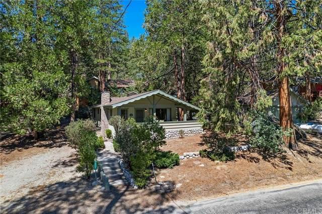 25391 Franklin Drive, Idyllwild, CA 92549 (#PW21195200) :: Corcoran Global Living