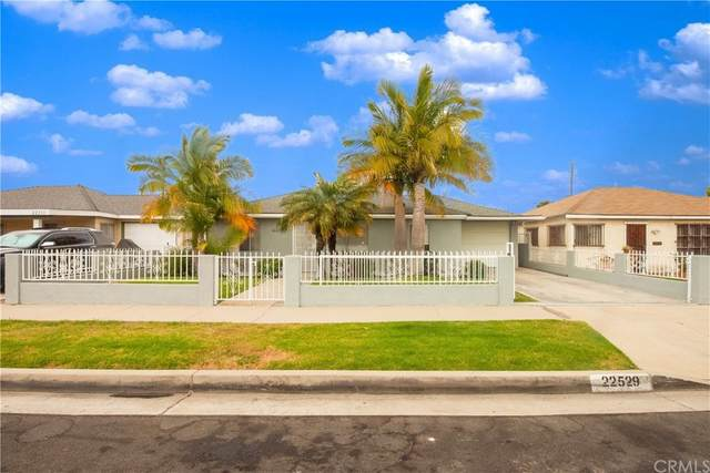 22529 Grace Avenue, Carson, CA 90745 (#RS21172339) :: Steele Canyon Realty