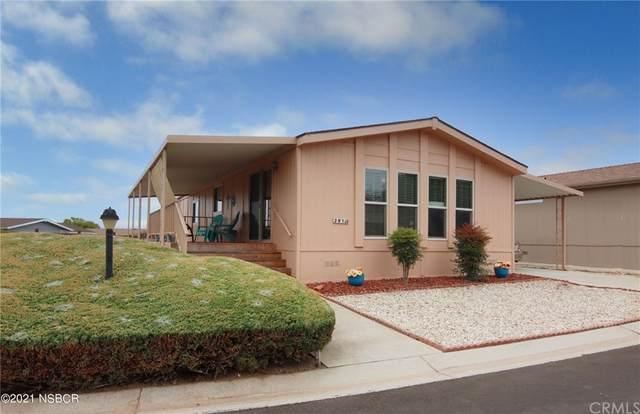1650 E Clark Avenue #291, Santa Maria, CA 93455 (#PI21195269) :: Latrice Deluna Homes