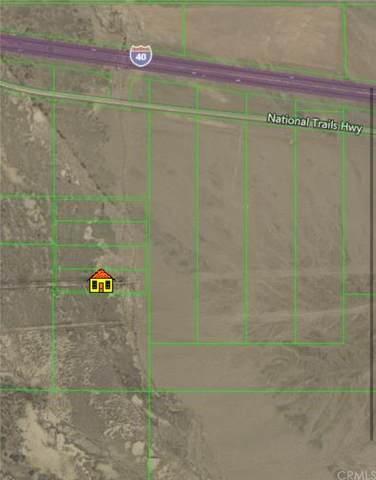 0 Hector Rd, Newberry Springs, CA 92365 (#EV21195284) :: Zutila, Inc.