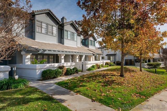 8116 Via Kino #4, San Diego, CA 92122 (#210025197) :: Cane Real Estate