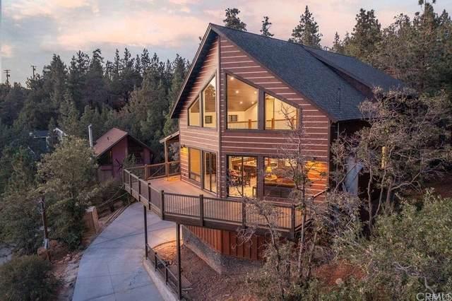 43778 Colusa Drive, Big Bear, CA 92315 (#PW21195322) :: Steele Canyon Realty