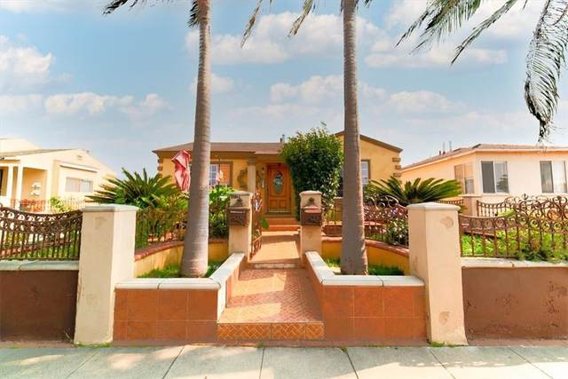 4222 W 168th Street, Lawndale, CA 90260 (#SB21191536) :: Corcoran Global Living