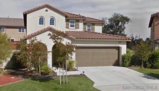 32723 Ritter Ct, Temecula, CA 92592 (#210025206) :: Steele Canyon Realty
