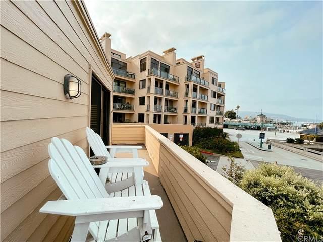 150 The Village #1, Redondo Beach, CA 90277 (#SB21188221) :: Corcoran Global Living