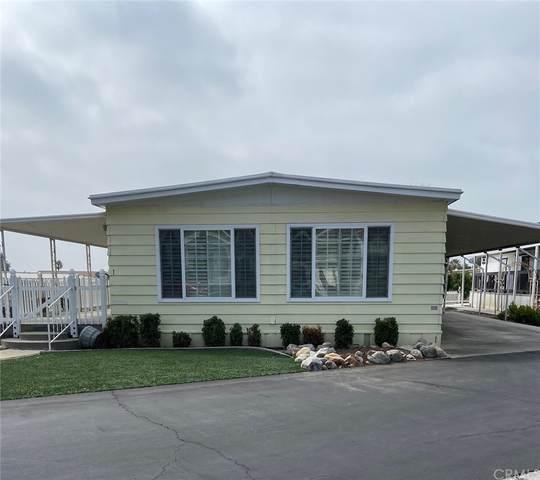 8651 Foothill Boulevard #1, Rancho Cucamonga, CA 91730 (#CV21195471) :: Corcoran Global Living