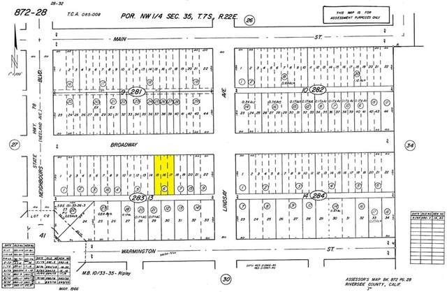 13911 Broadway Street, Blythe, CA 92225 (#DW21195541) :: Swack Real Estate Group   Keller Williams Realty Central Coast