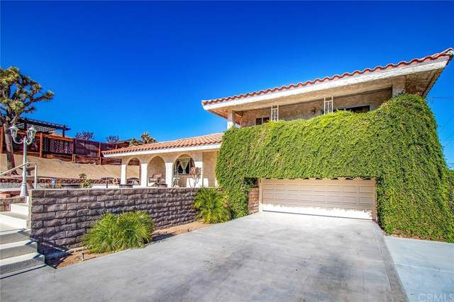 7545 Pinon Drive, Yucca Valley, CA 92284 (#JT21182127) :: Swack Real Estate Group | Keller Williams Realty Central Coast