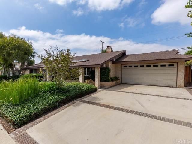 703 Gerst Dr, Newbury Park, CA 91320 (#NDP2110318) :: Blake Cory Home Selling Team