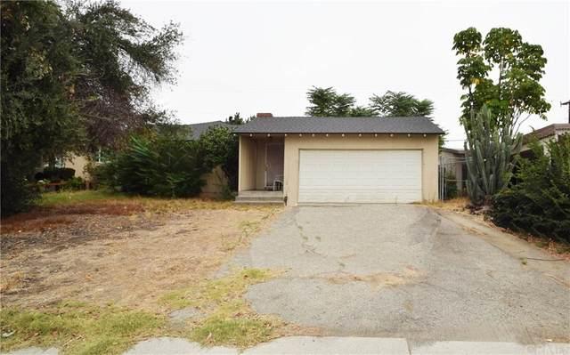 668 Alta Drive, Pomona, CA 91767 (#CV21193750) :: Mainstreet Realtors®
