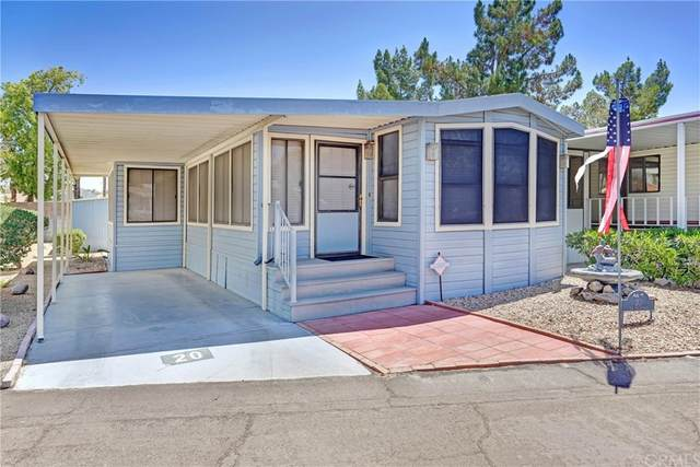 69801 Ramon Road #20, Cathedral City, CA 92234 (#CV21195602) :: Wendy Rich-Soto and Associates
