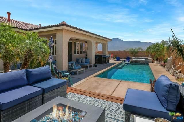 8293 Summit Pass, Desert Hot Springs, CA 92240 (#21778594) :: Corcoran Global Living