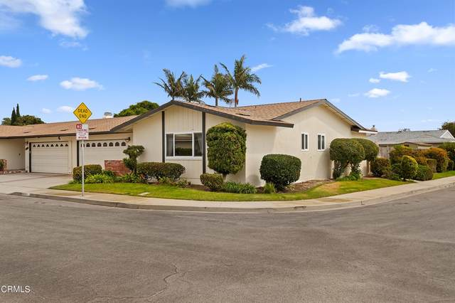 306 E Garden Grn, Port Hueneme, CA 93041 (#V1-8191) :: Realty ONE Group Empire