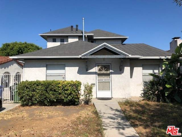 1122 S Swall Drive, Los Angeles (City), CA 90035 (#21780126) :: Steele Canyon Realty