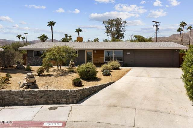 38133 Chris Drive, Cathedral City, CA 92234 (#P1-6509) :: Steele Canyon Realty