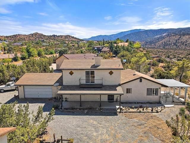 8676 Sky Line Drive, Pinon Hills, CA 92372 (#CV21195597) :: Swack Real Estate Group | Keller Williams Realty Central Coast