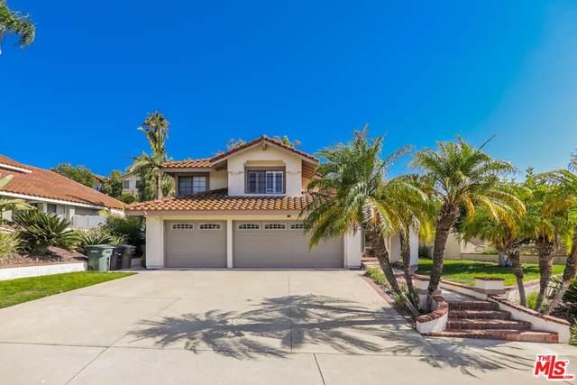 26 Santa Catrina, Rancho Santa Margarita, CA 92688 (#21780052) :: Necol Realty Group
