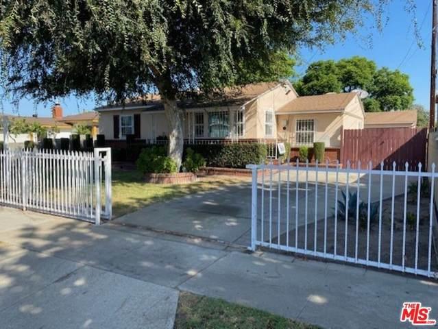 3615 W 106Th Street, Inglewood, CA 90303 (#21777562) :: Steele Canyon Realty