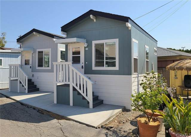 1851 Lomita Boulevard #16, Lomita, CA 90717 (#CV21195898) :: Frank Kenny Real Estate Team