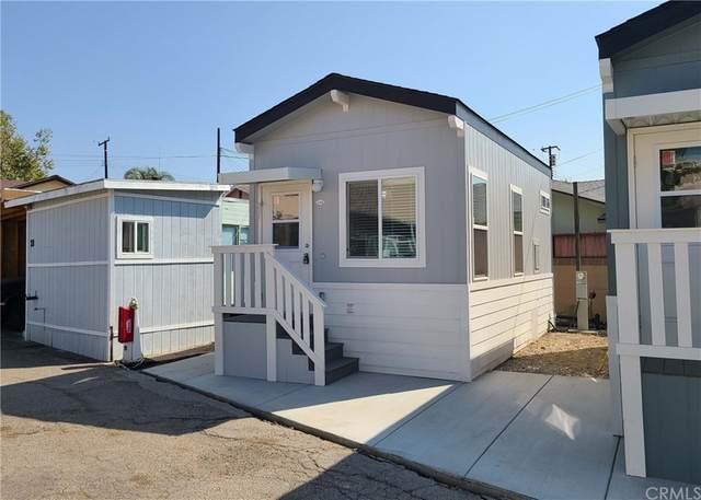 1851 Lomita Boulevard #17, Lomita, CA 90717 (#CV21195917) :: Frank Kenny Real Estate Team