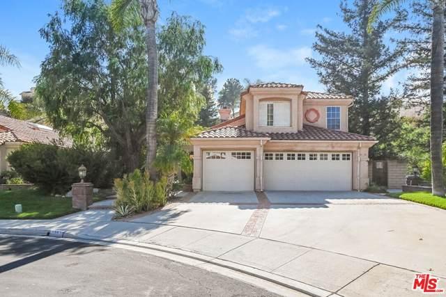 7391 Griffith Lane, Moorpark, CA 93021 (#21780218) :: Jett Real Estate Group