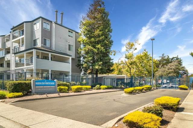 1207 Melville Square #417, Richmond, CA 94804 (#ML81861208) :: Necol Realty Group