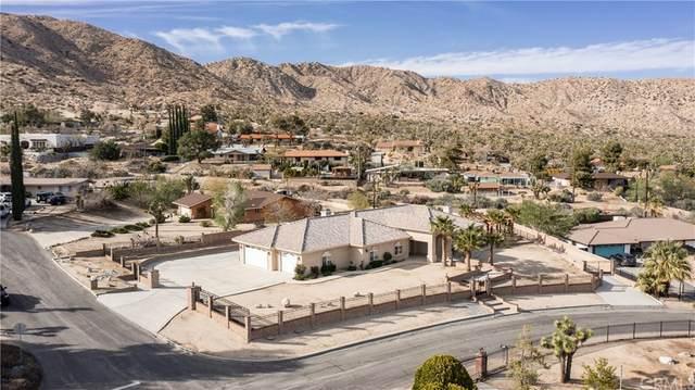 7447 San Remo, Yucca Valley, CA 92284 (#TR21195514) :: Compass