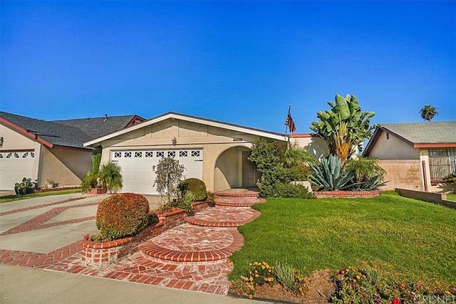20012 Scobey Avenue, Carson, CA 90746 (#SR21196062) :: Corcoran Global Living