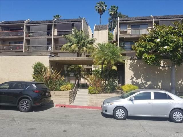 2240 N Legion Drive #207, Signal Hill, CA 90755 (#CV21196103) :: Blake Cory Home Selling Team