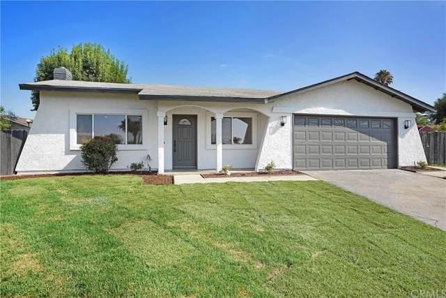 7508 London Avenue, Rancho Cucamonga, CA 91730 (#TR21196107) :: Mainstreet Realtors®