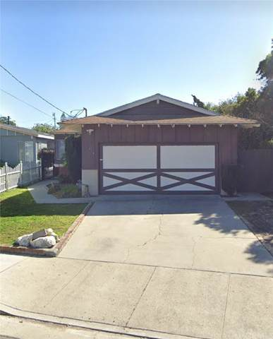 1528 W 212th Street, Torrance, CA 90501 (#RS21196138) :: Steele Canyon Realty