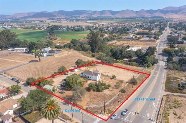 112 N Oak Glen Avenue Oak, Nipomo, CA 93444 (#PI21195608) :: Necol Realty Group