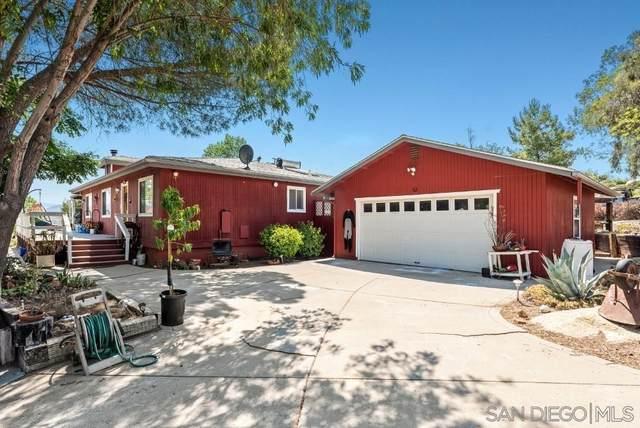 21020 Fog Ridge, Alpine, CA 91901 (#210025335) :: Jett Real Estate Group