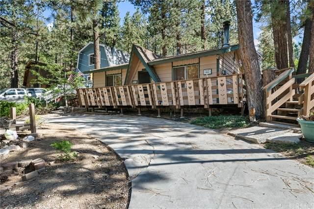 444 W Rainbow Boulevard, Big Bear, CA 92314 (#EV21196191) :: Compass