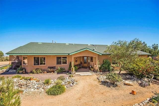 12162 Juniper Hills Road, Juniper Hills, CA 93553 (#SR21191123) :: Steele Canyon Realty